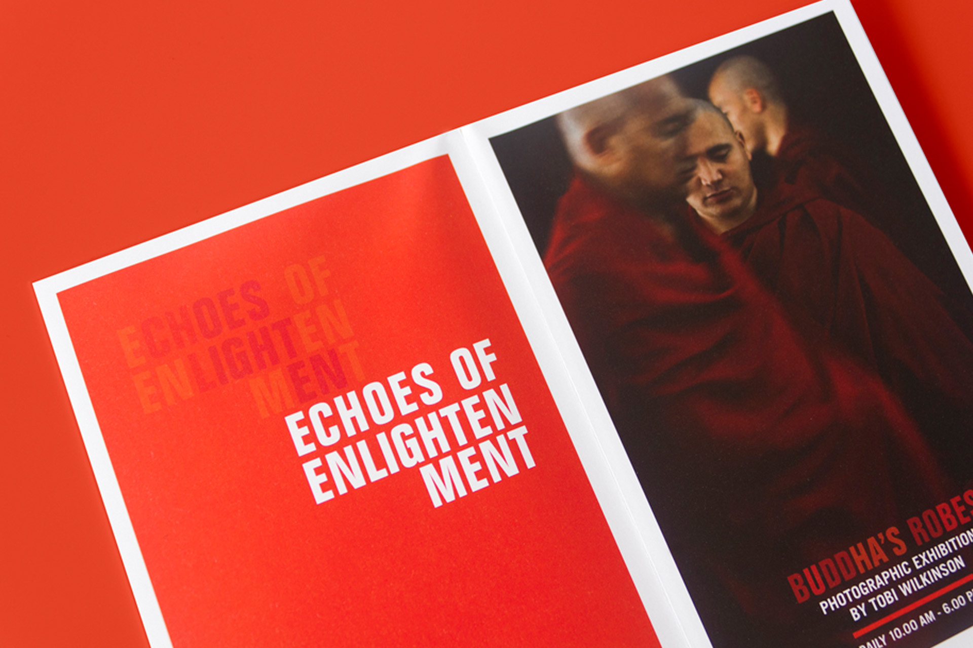 De zus van Kim Echoes of Enlightenment